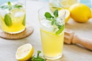 Lemon diet lemonade