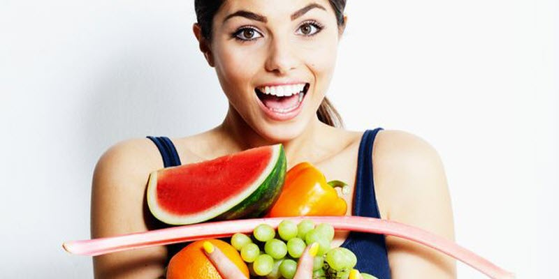 Choose Foods with more volume and less calories