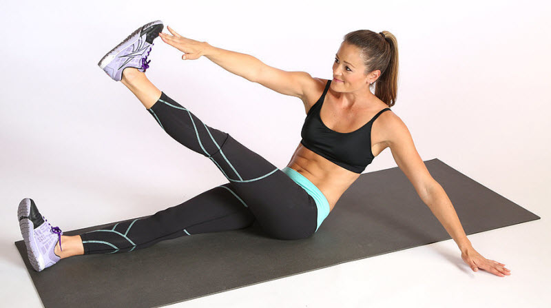 6 Ways to Get a Flat Belly